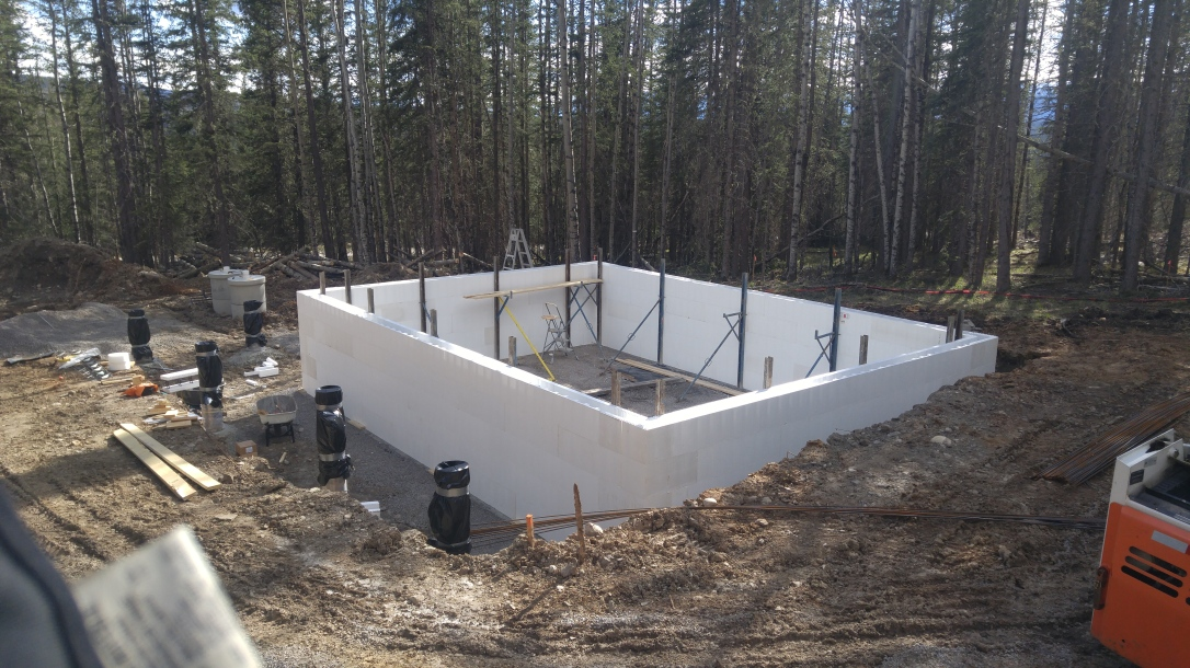 nordegg icf foundation 2